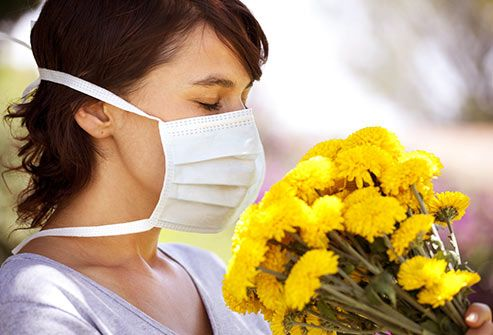 Learn 10 ways to fight the fungus and reduce mold allergy symptoms from dust masks to bottles of bleach.