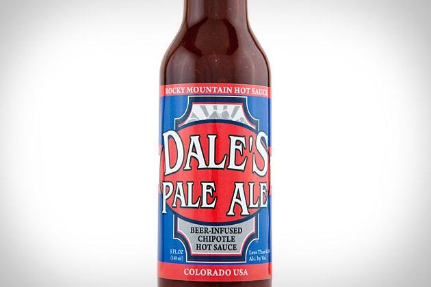 Dale's Pale Ale Hot Sauce