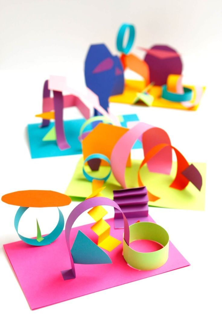 best 25 colored paper ideas on pinterest paper crafts kids