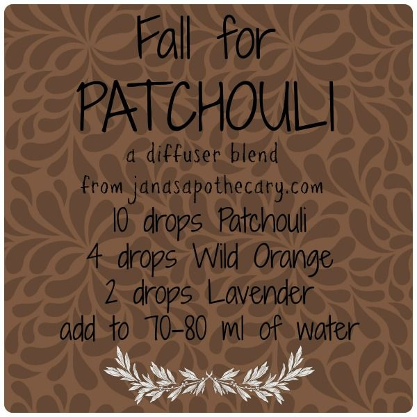 Fall for Patchouli doTERRA essential oil blend  www.onedoterracommunity.com   https://www.facebook.com/#!/OneDoterraCommunity