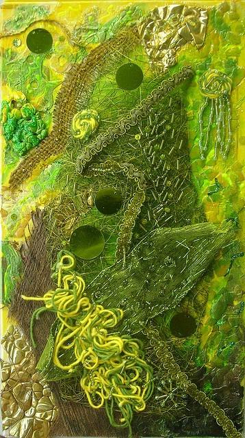 Lime cocktail by Karen Cattoire, via Flickr