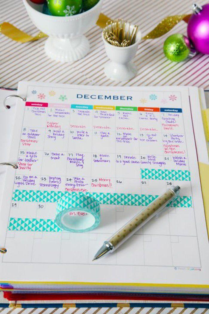 Planifiez tout pour l'année scolaire plus facile