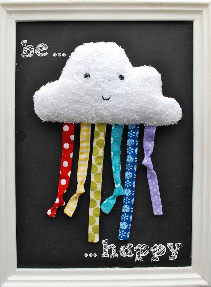 Kleinigkeiten: Babyspielzeug 'Happy Cloud'