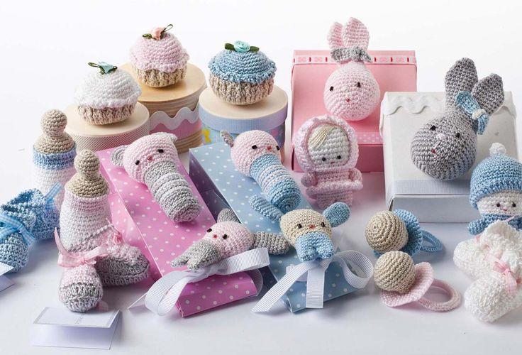 El blog de Dmc: Mis primeros días en crochet