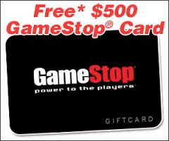 Free GameStop Gift Card http://azfreebies.net/free-gamestop-gift-card/