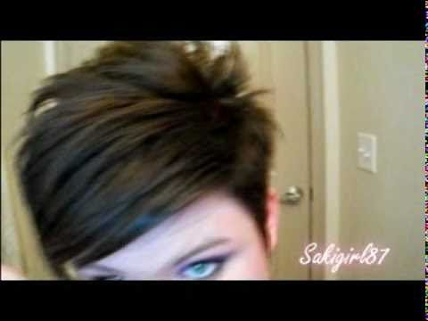 @Melissa Squires Fredericks-Naugler Similar hair, might like this one a little better.