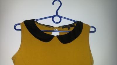 Licytuj na allegro.pl już od 9,00 zł - Sukienka musztardowa rozmiar S (5629512600). Allegro.pl - Radość zakupów i 100% bezpieczeństwa dla każdej transakcji!