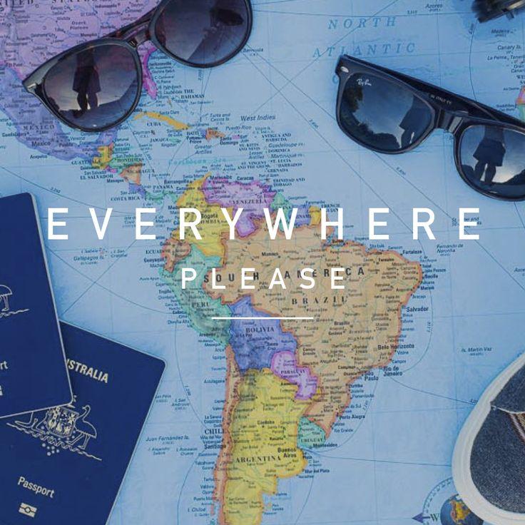 Everywhere Please | Travel Blog | Printerest Travel | Travel