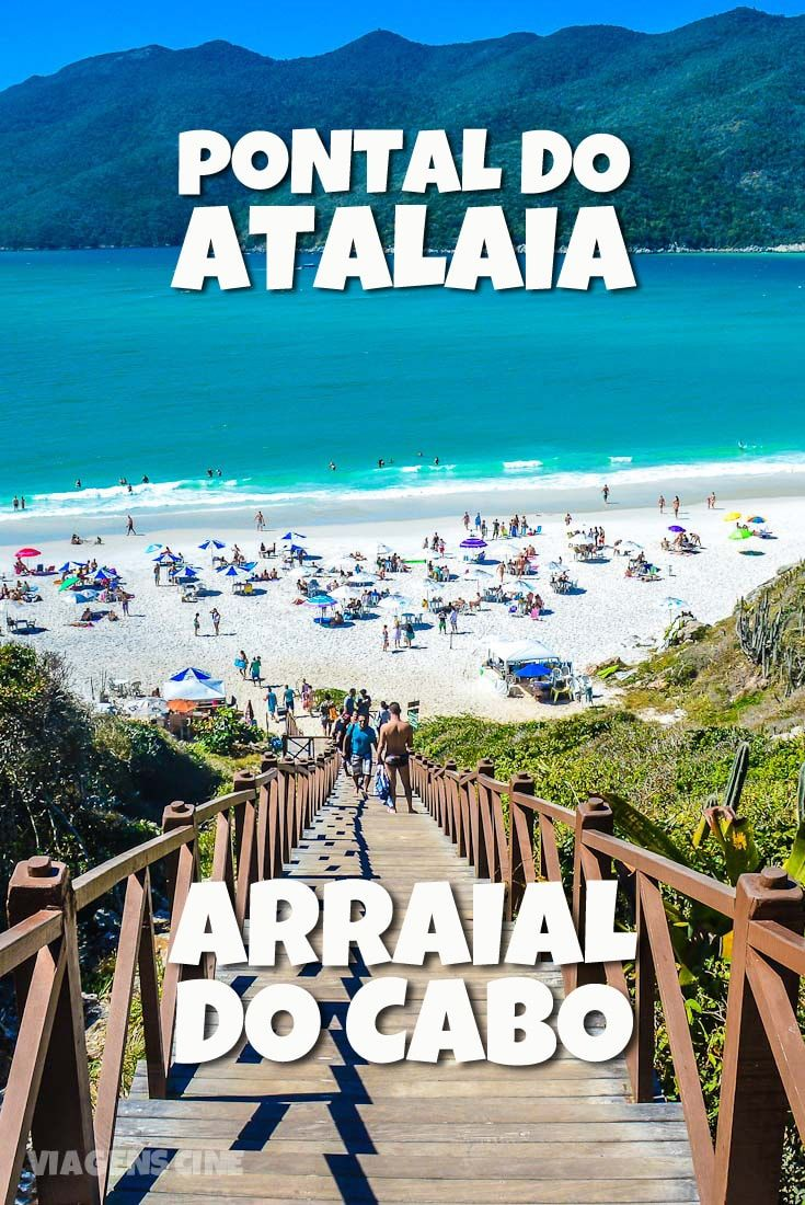 Pontal do Atalaia: O que fazer em Arraial do Cabo RJ. Conheça as Prainhas do Pontal do Atalaia, como chegar e outros lugares incríveis e mirantes para conhecer na região
