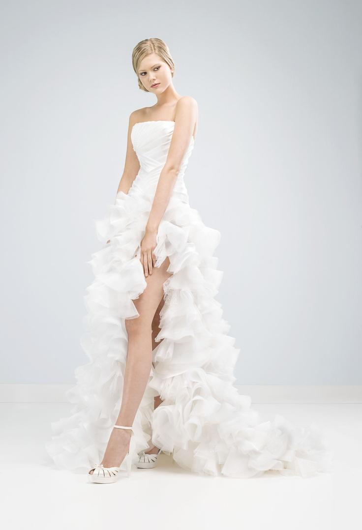 Bridal dress D6504