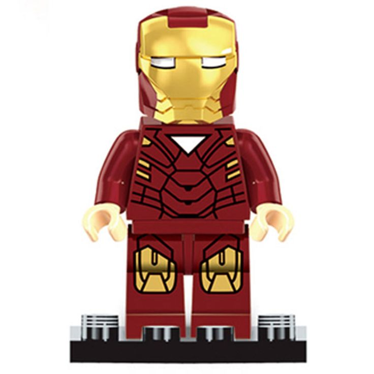 Marvel Super Hero Avengers Iron Man Building Blocks  $7.95 and FREE shipping  Get it here --> https://www.herouni.com/product/single-sale-minifigures-individually-sale-marvel-super-hero-avengers-iron-man-building-blocks-sets-model-toys-kid-gift/  #superhero #geek #geekculture #marvel #dccomics #superman #batman #spiderman #ironman #deadpool #memes