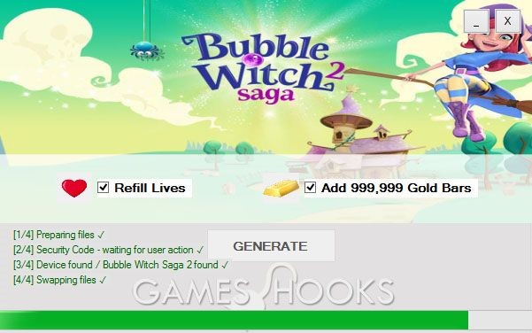 Bubble Witch Saga 2 Hack | Games Hooks
