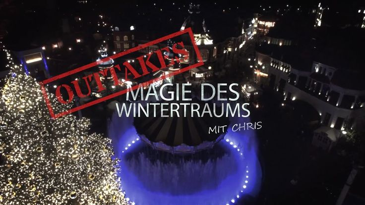 Magie des Wintertraums Outtakes