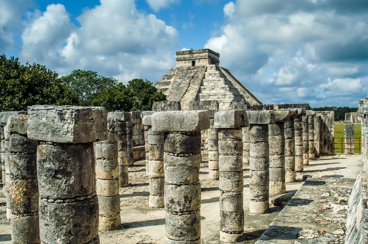 Explore one of the 7 wonders of the world on this budget friendly Chichen Itza bus tour from Playa Del Carmen. Includes a stop at Cenote Ik'kil and lunch.