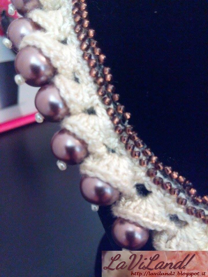 particolare del collier