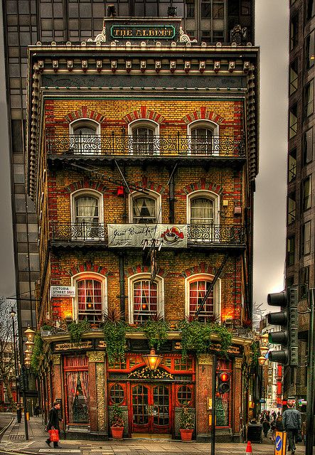 The Albert Pub, Victoria Street Westminster, London, England by stocks photography, via Flickr