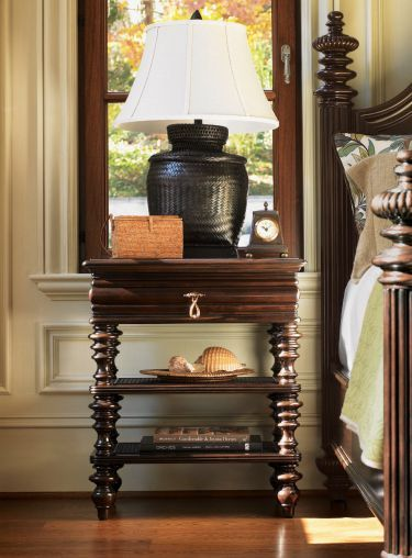 Tommy bahama home british black and colonial for British colonial bedroom ideas