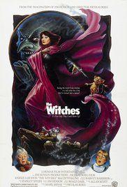 La maldición de las brujas Poster