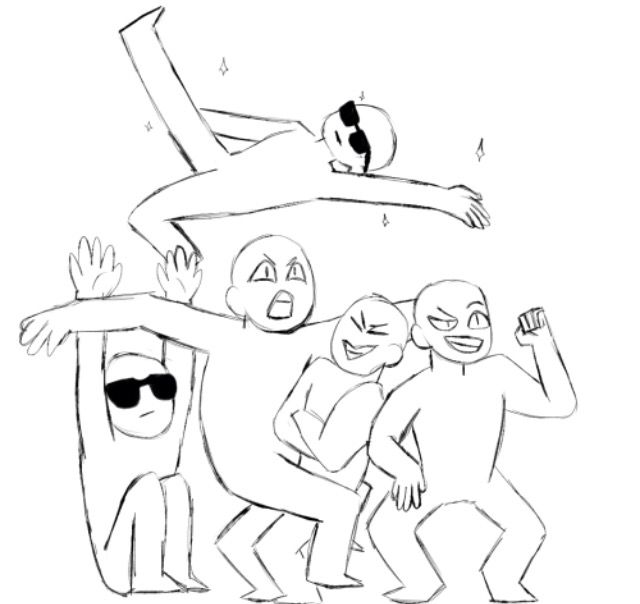 Draw Your Squad Ocs Otps Reference Draw Your Squad Otps Ocs
