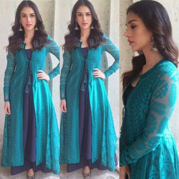 Aditi Rao Hydari in Payal Pratap!!