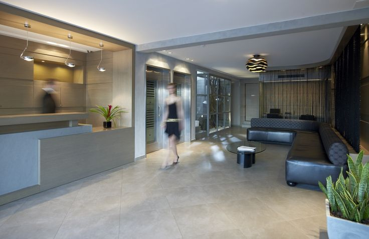 Front office area