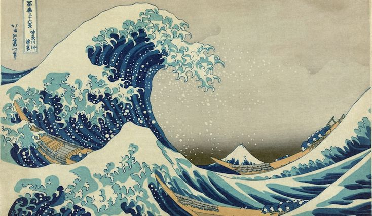 Review: Hokusai, British Museum  So much more than just waves and water, discover the legacy of Japan's greatest artist