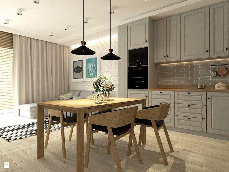 Kuchnia styl Eklektyczny - zdjęcie od M!kaDesign - Kuchnia - Styl Eklektyczny - M!kaDesign