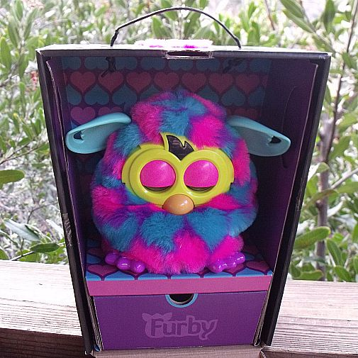 Furby Boom Plush Toy