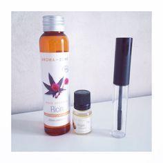 A tester très vite : le mascara - soin à l'huile de ricin, du blog Peau Neuve !