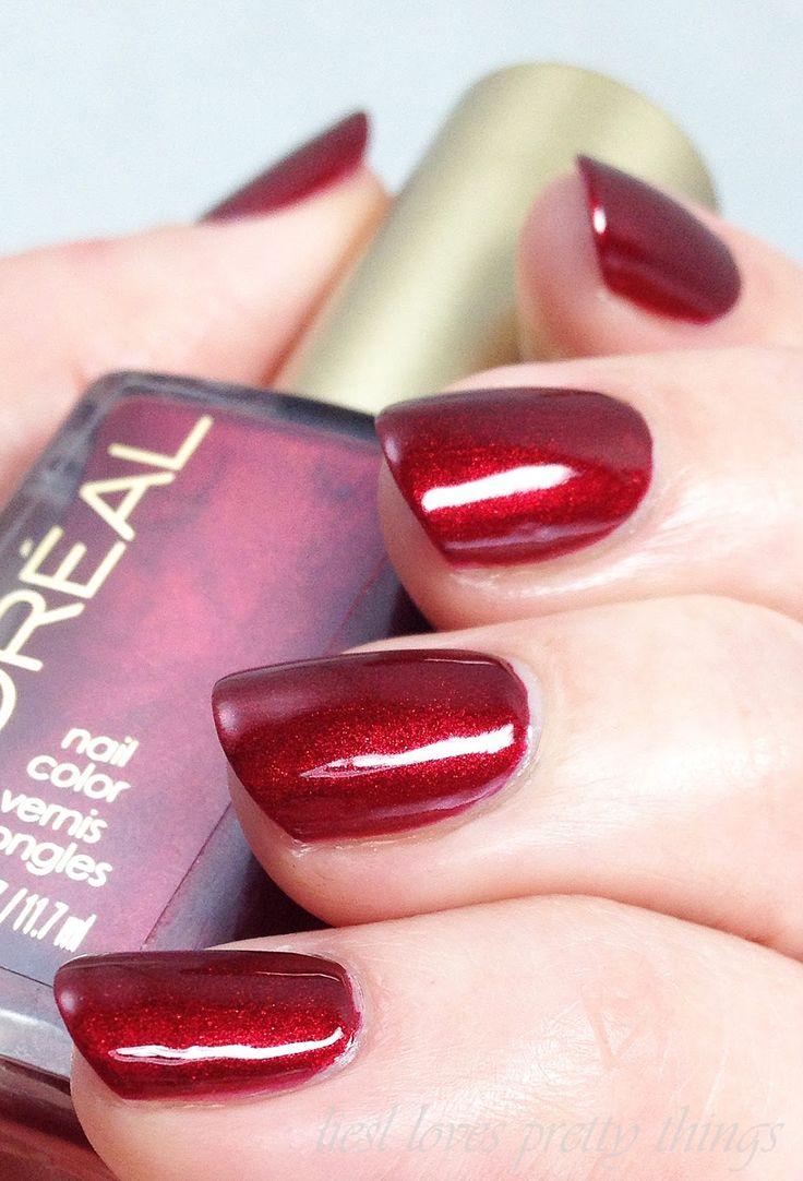 8 best nail polish - loreal images on Pinterest | Nail polish ...