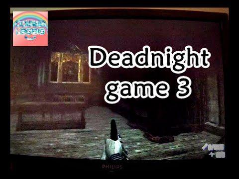 Deadnight #3 - Floresta Negra e escondendo atrás das flores