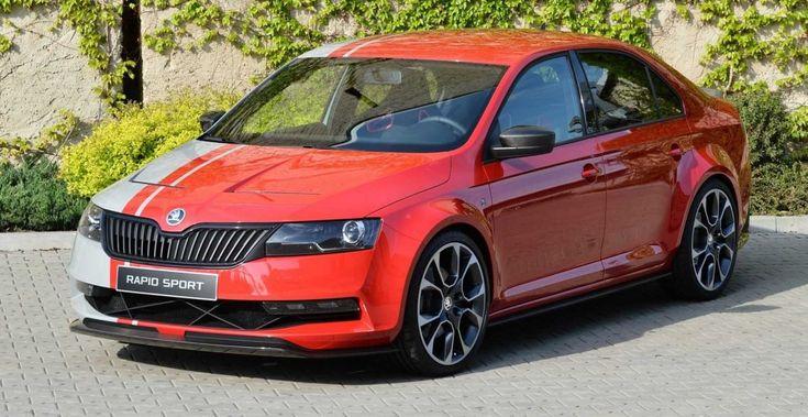 Škoda Rapid Sport koncept