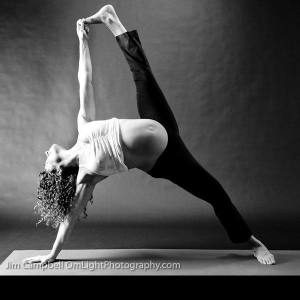 Yoga Portraits and Photography by Jim Campbell | OmLight | Fine Art