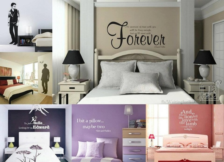 Twilighter rooms | Twilight....yes indeed | Pinterest ...