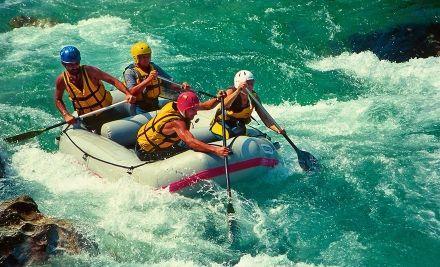 Rafting és túrahétvége