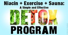 Dr. George Yu explains that a safe and effective way to detox is to use a combination of niacin, exercise, and sauna therapy. http://articles.mercola.com/sites/articles/archive/2014/05/04/detoxification-program.aspx