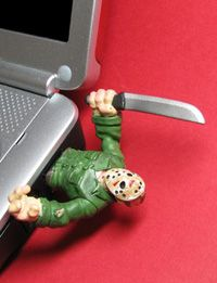 Friday the 13th: THE USB. Fantastic!