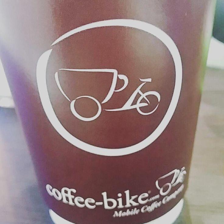 #coffee #bike #yummy #messe #karlsruhe