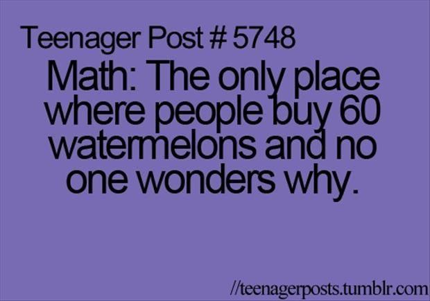 Pinterest Funny as Hell Pics | Dump A Day funny math jokes - Dump A Day
