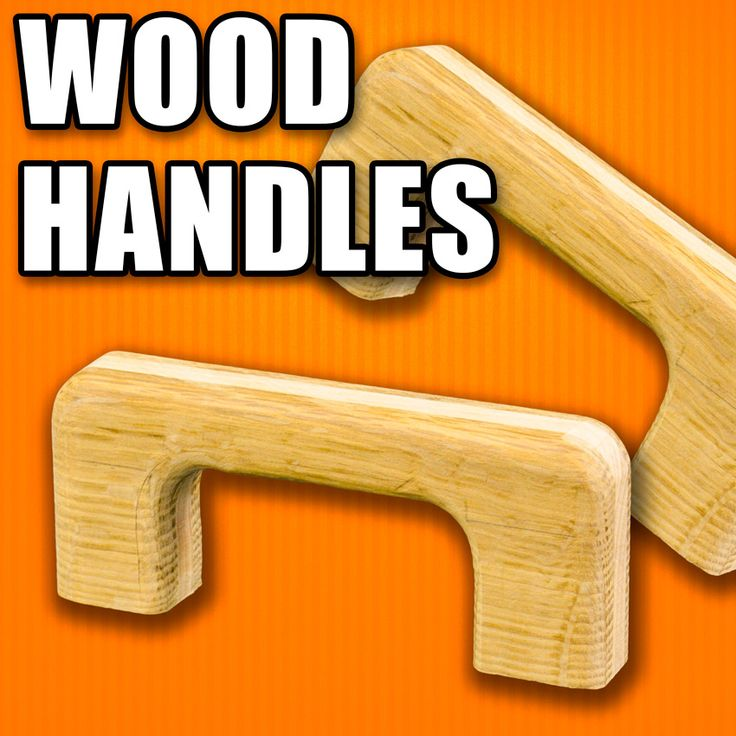 How to Make a Wood Handle! #woodworking #wood #diy