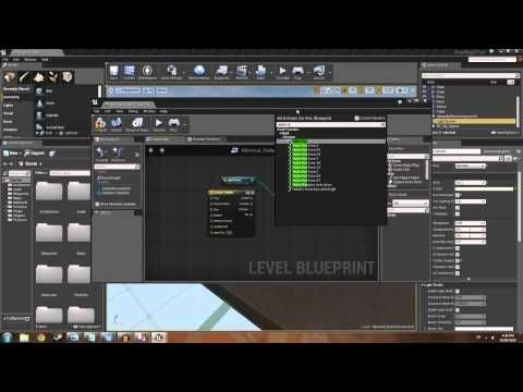 Unreal Engine 4: Rain Tutorial - YouTube