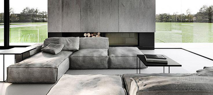 Single Family House Interior Design, Warsaw | TAMIZO ARCHITECTS