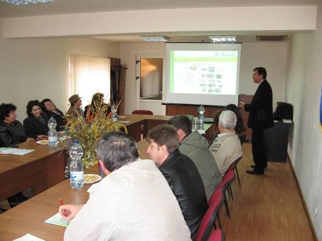 BOCSIG și PECICA județul ARAD – Seminar dedicat reducerii poluarii resurselor de apa