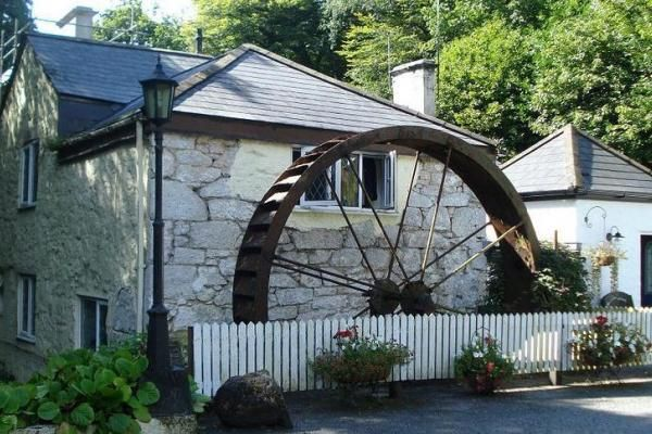 The Waterwheel Country Inn & Restaurant, St Austell. www.iknow-cornwall.co.uk