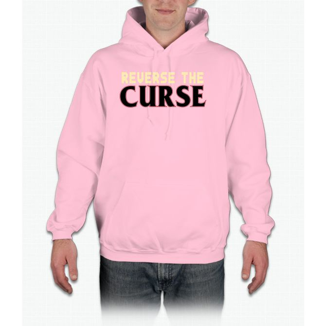 Reverse The Curse chicago cubs Hoodie