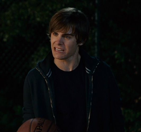 The Many Hilarious Faces of Troy Bolton in 'High School Musical'