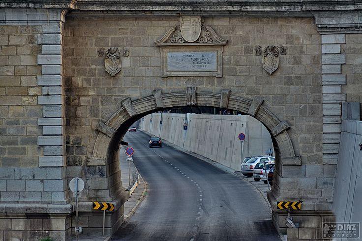 Downtown Tisza Bridge down - Szeged SAZ_1520-1