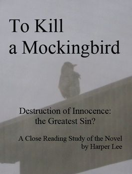 To Kill a Mockingbird Unit Plan Bundle and Novel Study