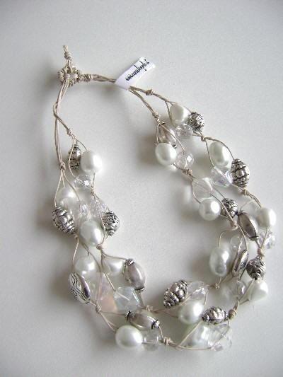 Oltre 25 fantastiche idee su collana fai da te su - Creare porta orecchini ...