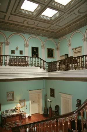 Temple House, County Sligo, Ballymote: The vestibule